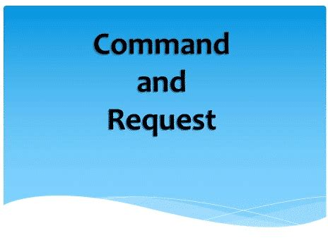 Write reported requests and commands