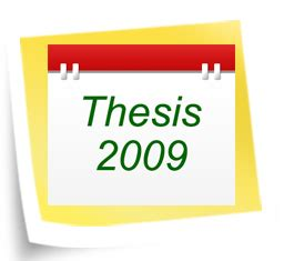 Is It Possible To Write A Master Thesis In A Month?