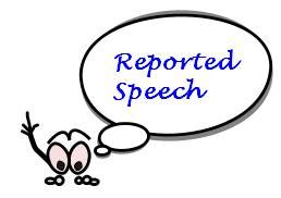 Reported Speech Part 2 Reported Requests, Orders, Questions
